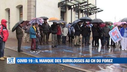Le CHF de Montbrison manque de surblouses...et c'est urgent !