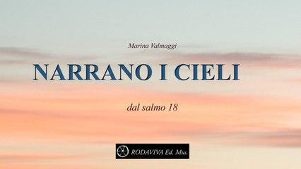 Marina Valmaggi - NARRANO I CIELI