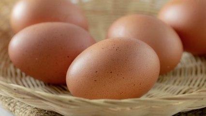 Wie sicher ist es rohe Eier zu essen?