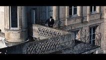 James Bond THUNDERBALL movie (1965) - Clip - Jet Pack Scene