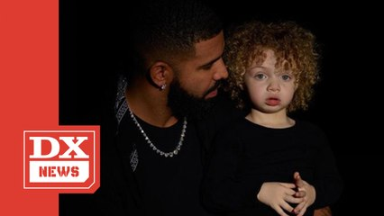 Drake Shares 1st Instagram Photos Of Son Adonis