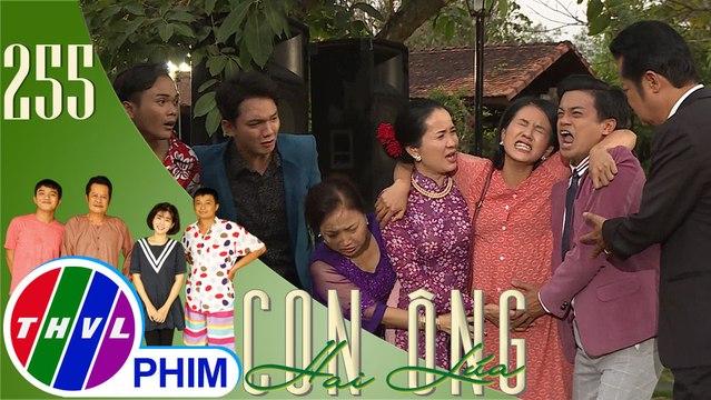 Con ông Hai Lúa -Tập cuối[5]: Hai Nhái bất ngờ chuyển dạ khi đang dự đám cưới tập thể với mọi người