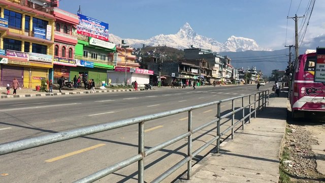 Lockdown world | Lockdown Asia | Lockdown Nepal | Lockdown Pokhara