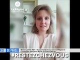 Prise de parole du 27 mars - Clip #Restezchezvous de la région Auvergne-Rhône-Alpes. - Prise de parole - TL7, Télévision loire 7