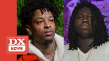 21 Savage Fires Back At Young Chop's Disses