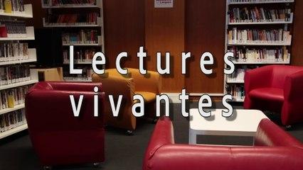 """""""Lectures vivantes"""", atelier vidéo, 18 & 19 février 2020"""