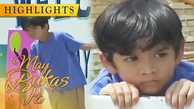 Santino runs away from the orphanage | May Bukas Pa