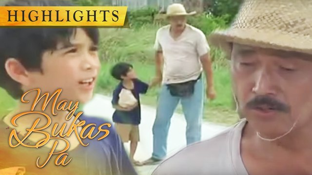 Lolo Berting helps Santino in returning to Bagong Pag-asa | May Bukas Pa