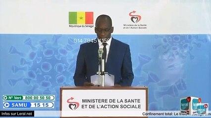 Coronavirus Sénégal : 13 nouveaux cas positifs soit au total de 175 cas infectés dont 40 Guéris