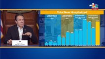 New York Gov. Andrew Cuomo holds coronavirus briefing - coronavirus update