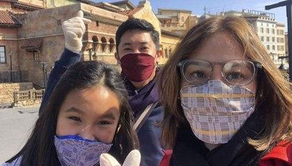 متعافون من فيروس كورونا يروون قصصهم مع المرض