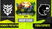 Dota2 - FURIA Esports vs.  Thunder Predator - Game 2 - Group Stage - SA - ESL One Los Angeles
