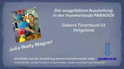 2020 Helgoland Hummerbude - Julia Wally Wagner
