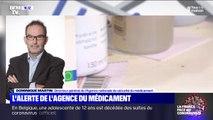 """Dominique Martin (ANSM): """"La chloroquine est réservée à l'hôpital, car il est nécessaire qu'il y ait une surveillance médicale"""""""