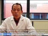 Prise parole du 31 mars - Professeur Philippe Berthelot, CHU de Saint-Etienne - Prise de parole - TL7, Télévision loire 7