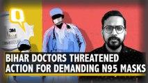 Reality Check: Bihar Doctors Wear Raincoats To Treat COVID-19 Patients