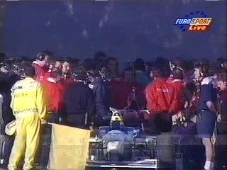 F1 1996 R03 - Argentina - WarmUp EuroSport