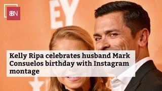 Kelly Ripa Loves Mark Consuelos