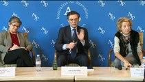 Conférence de presse de M. Patrick Devedjian, député des Hauts-de-Seine et Président du conseil départemental - Mercredi 10 février 2016