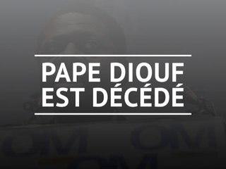 Coronavirus - Pape Diouf est décédé à l'âge de 68 ans