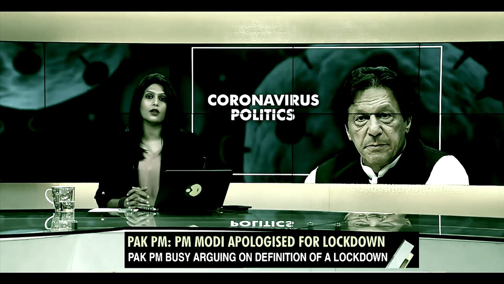 Pakistan Head Imran Khan Politics Corona Virus