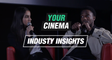 'You gotta continually work on your craft' Tosin Cole & Mandip Gill on staying sharp!