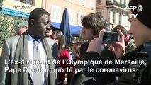 ARCHIVES : L'ex-président de l'OM Pape Diouf emporté par le coronavirus