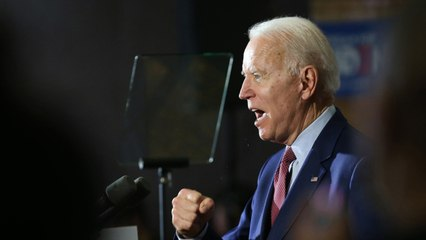 Biden Grows Lead Over Trump In Presidential Election