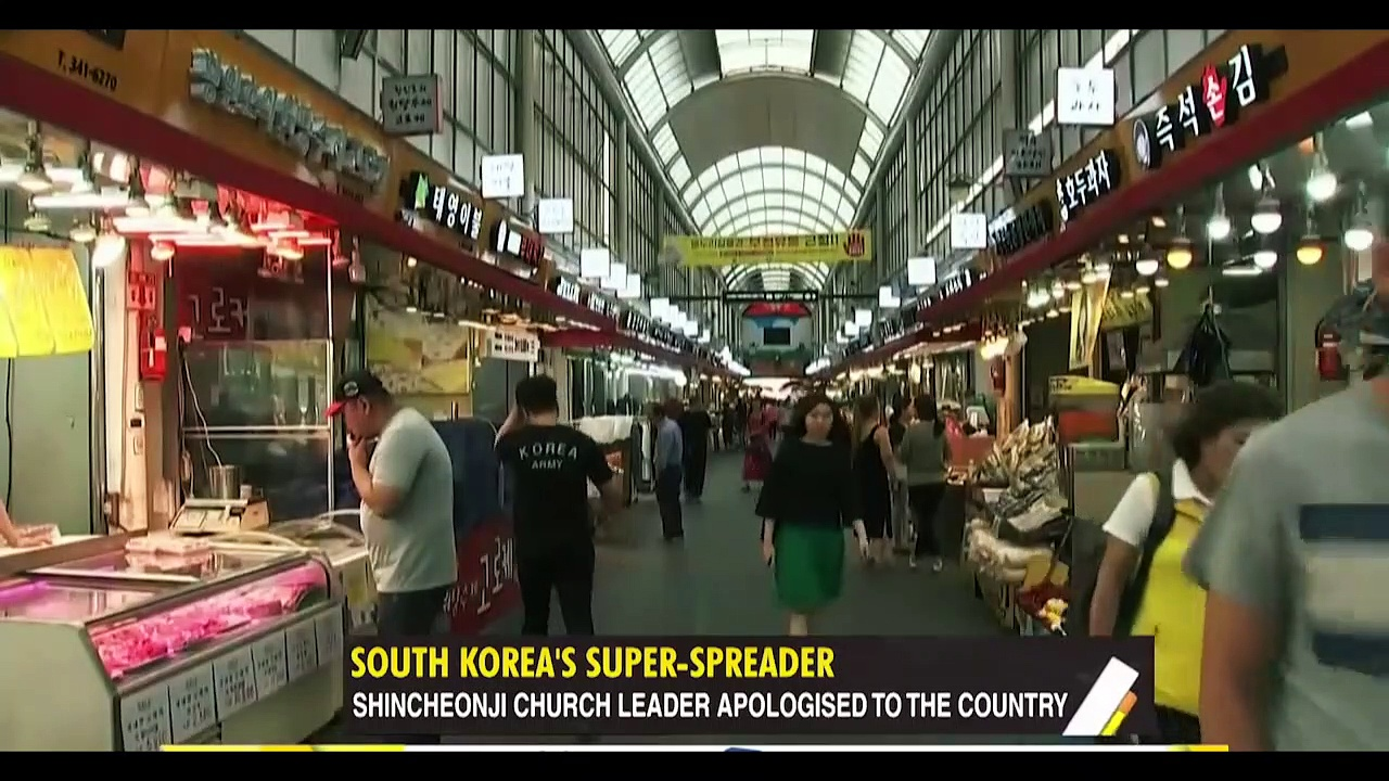 COVID-19 South Korea Report Latest News About South Korea