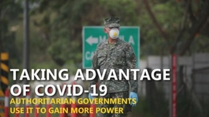 COVID-19 emergency: An excuse for seizing power, subverting rights?