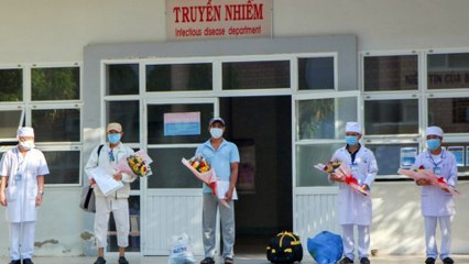 2 bệnh nhân Ninh Thuận sau xuất viện tự cách ly 14 ngày