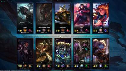 League of legends une aram catastrophique