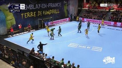 #USAM RESUME J9LIDLSTARLIGUE Tremblay Handball / USAM Nîmes Gard
