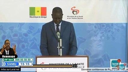 Covid-19 Sénégal : 15 nouveaux cas soit au total de 190 infectés dont 45 guéris