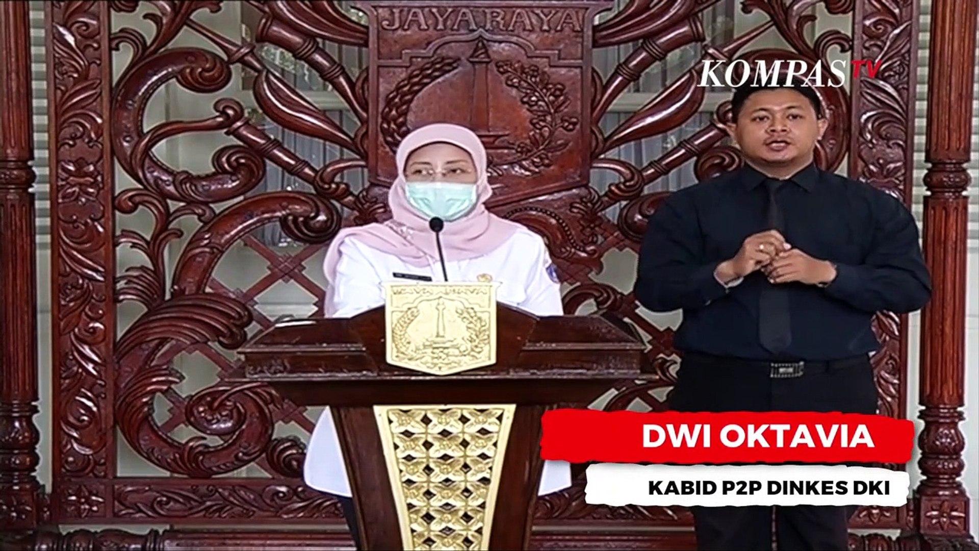 [Full] Update Jumlah Kasus Virus Corona di DKI Jakarta Per 1 April 2020