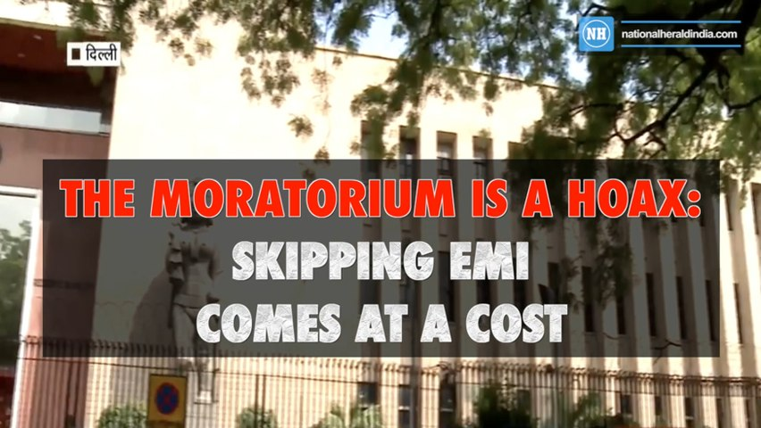 Moratorium is hoax- skipping EMIs comes at a cost