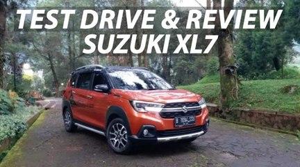 Video Test Drive dan Review Suzuki XL7
