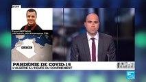 Pandémie de Covid-19 : L'Algérie à l'heure du confinement