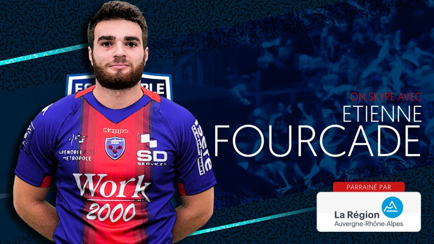Rugby : Video - On skype avec Etienne Fourcade