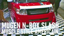 MUGEN N-BOX SLASH MUSCLE STYLE AMÉRICAIN