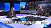 Covid-19 en Algérie : Le Président Tebboune développe son plan de bataille contre le virus