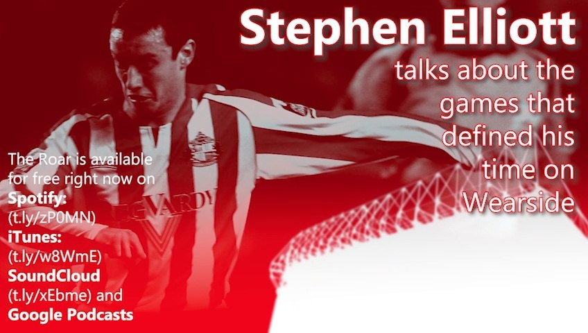 Stephen Elliott picks another of the games that defined his time with the Black Cats: podcast preview