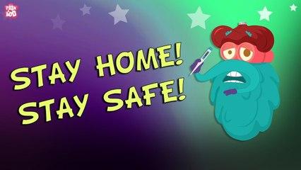 Stay Home, Stay Safe!   Quarantine   Social Distancing  The Dr Binocs Show   Peekaboo Kidz