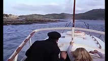 James Bond FROM RUSSIA WITH LOVE movie clip - Boat Chase