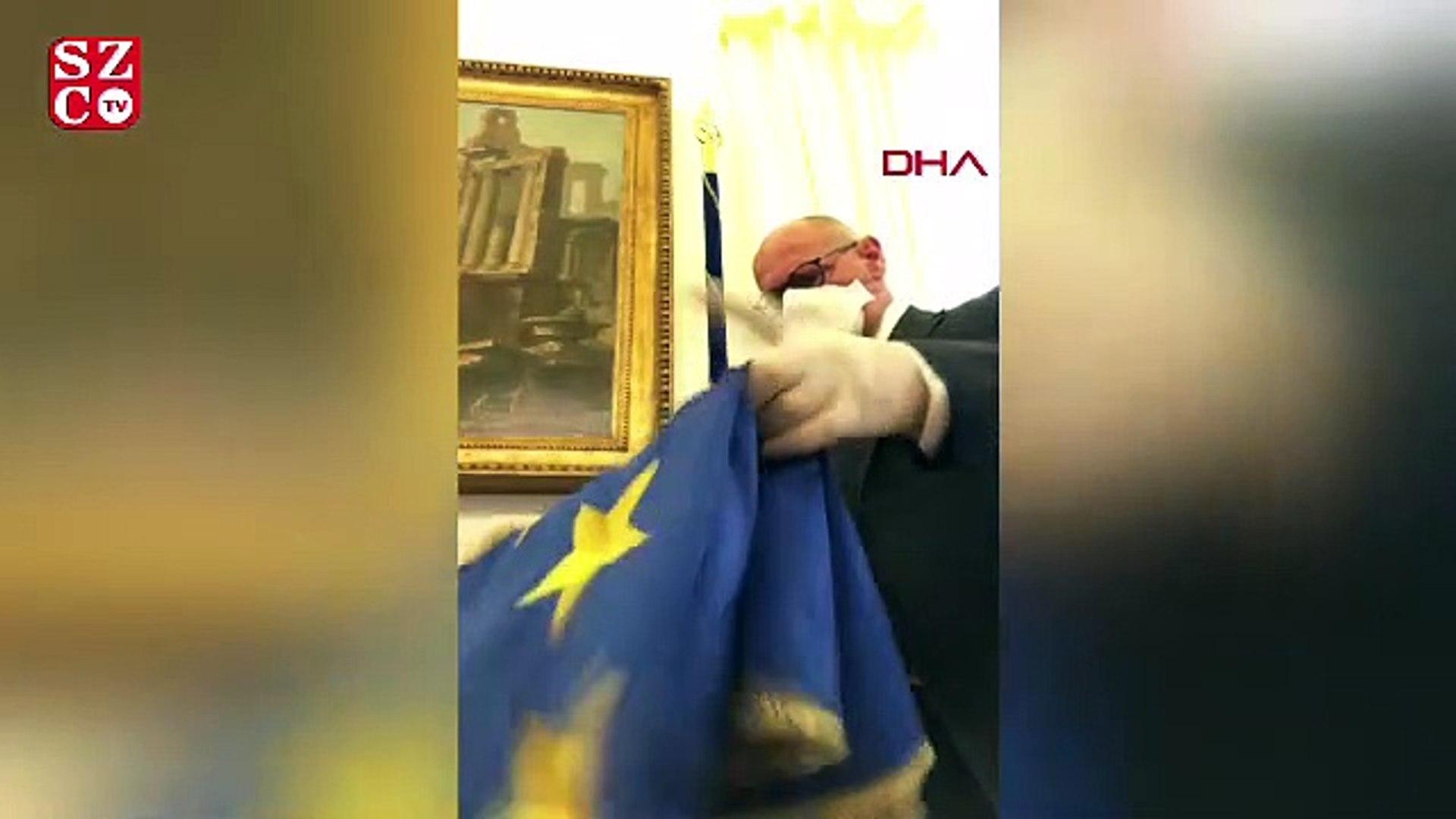 İtalyan siyasetçilerden AB'ye bayraklı corona virüs tepkisi