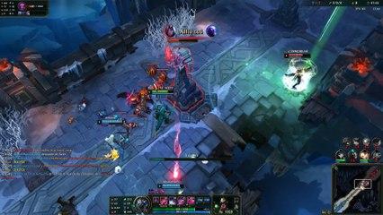 Aram sur League of legends : C'est juste la PUISSANCE !