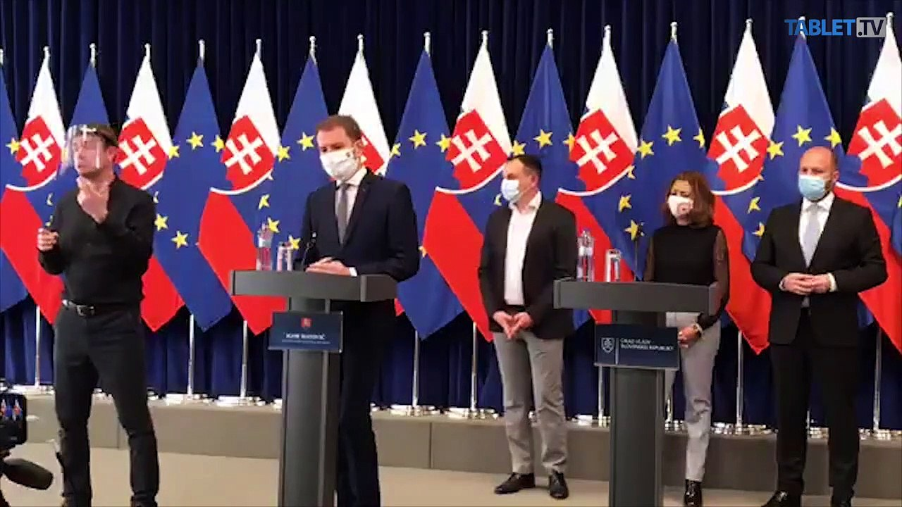 ZÁZNAM: TK I. Matoviča, P. Poláka a A. Bučkovej