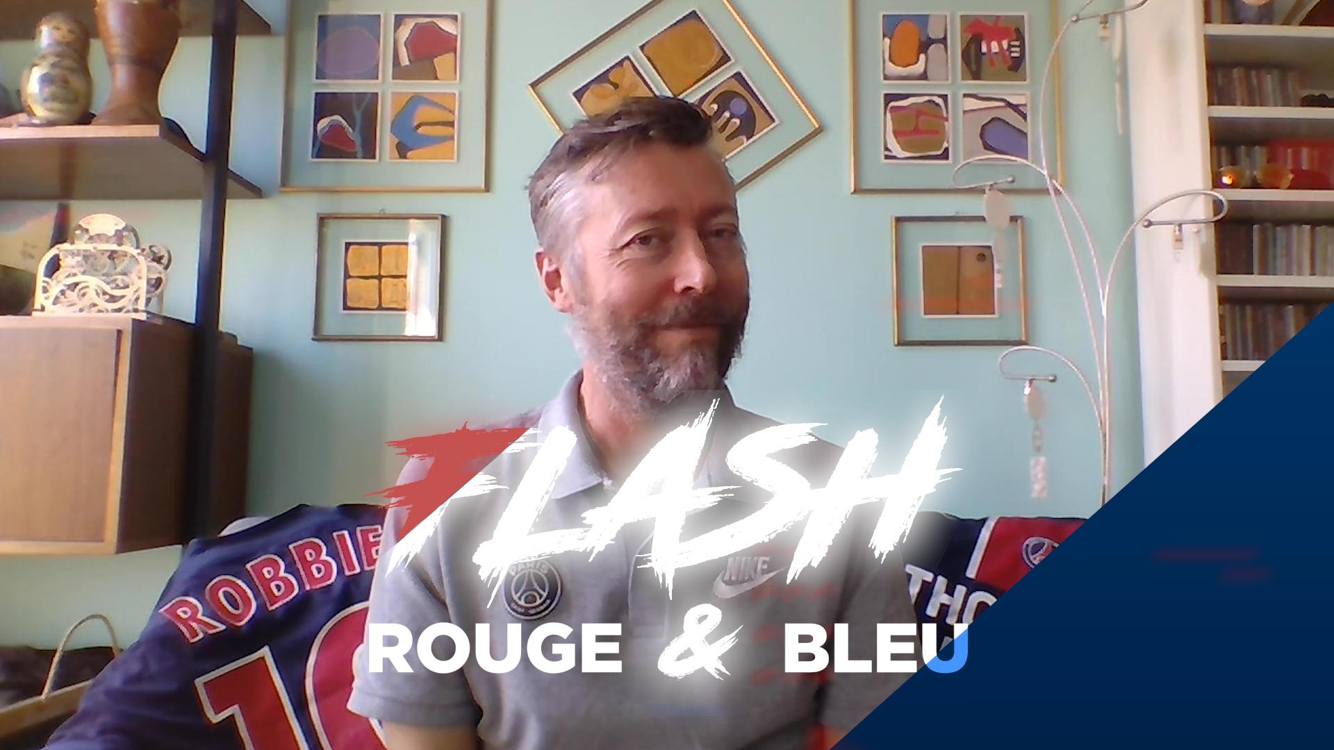 Rouge & Bleu News Flash – Fundraising, coaching and European memories