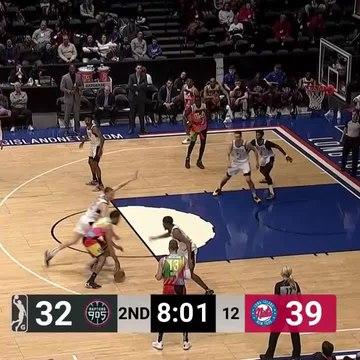 Jeremiah Martin NBA G League Highlights: March 2020