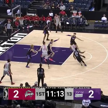 Isaiah Hartenstein NBA G League Highlights: March 2020